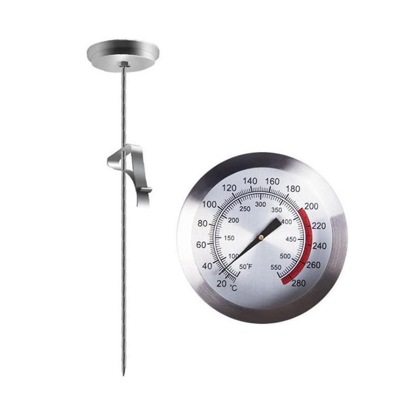 Temperaturanzeige 200 ° C Lebensmittel Fleisch Haltbar Hohe Qualität Edelstahl