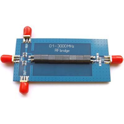 Rf Swr Reflection Bridge 0 1-3000 Mhz Antenna Analyzer Vhf Uhf Vswr