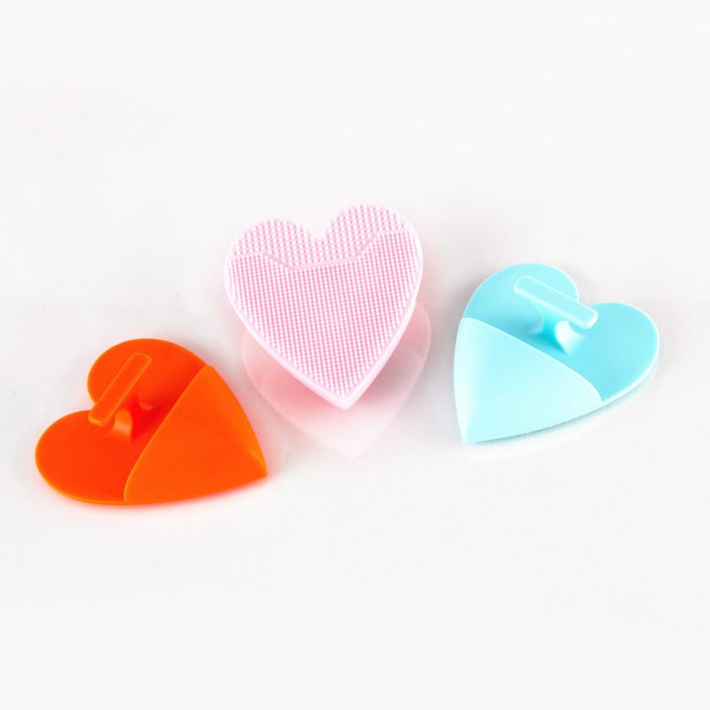 Soft Silicone Finger Sleeve Style Heart