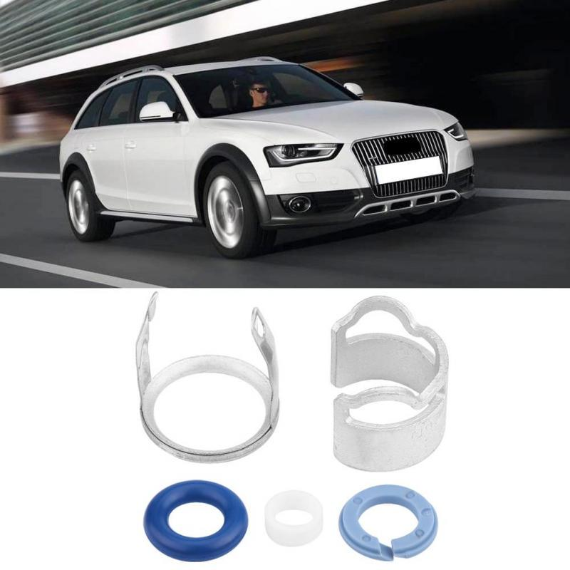 1Pcs Fuel Injector Seal Kit O-ring for Audi A4 A5 A6 A8 Quattro Q7 VW Touareg