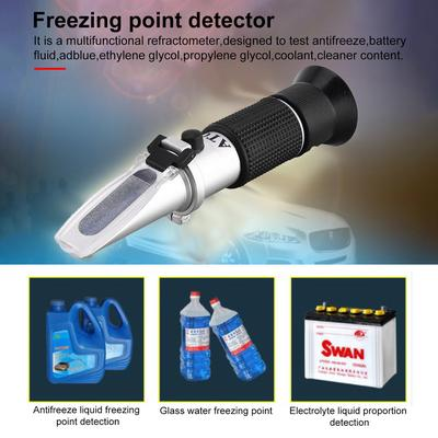 handheld antifreeze refractometer freezing point adblue ATC photorefractomete s//