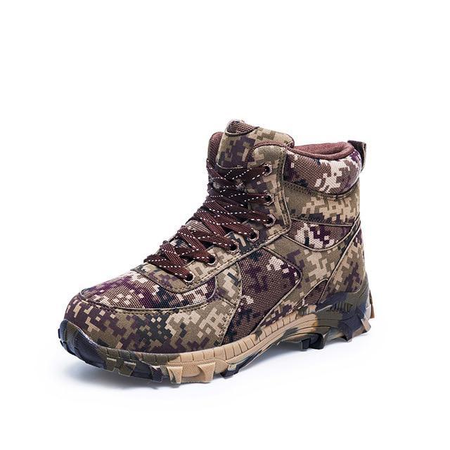 Escalada Zapatos Impermeable Alta Invierno Hombres Calidad EU1qwR