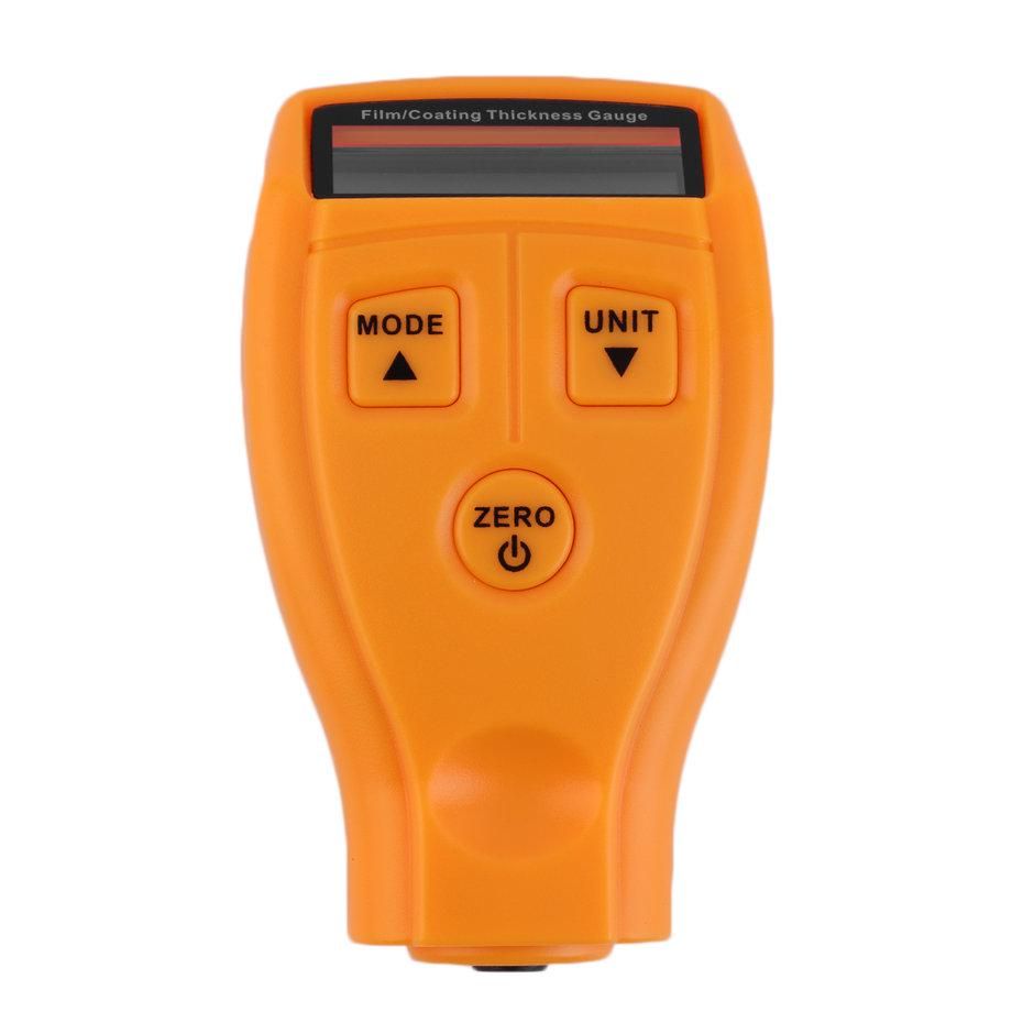 MagiDeal LCD Portable Digital Paint Coating Thickness Gauge Meter ...