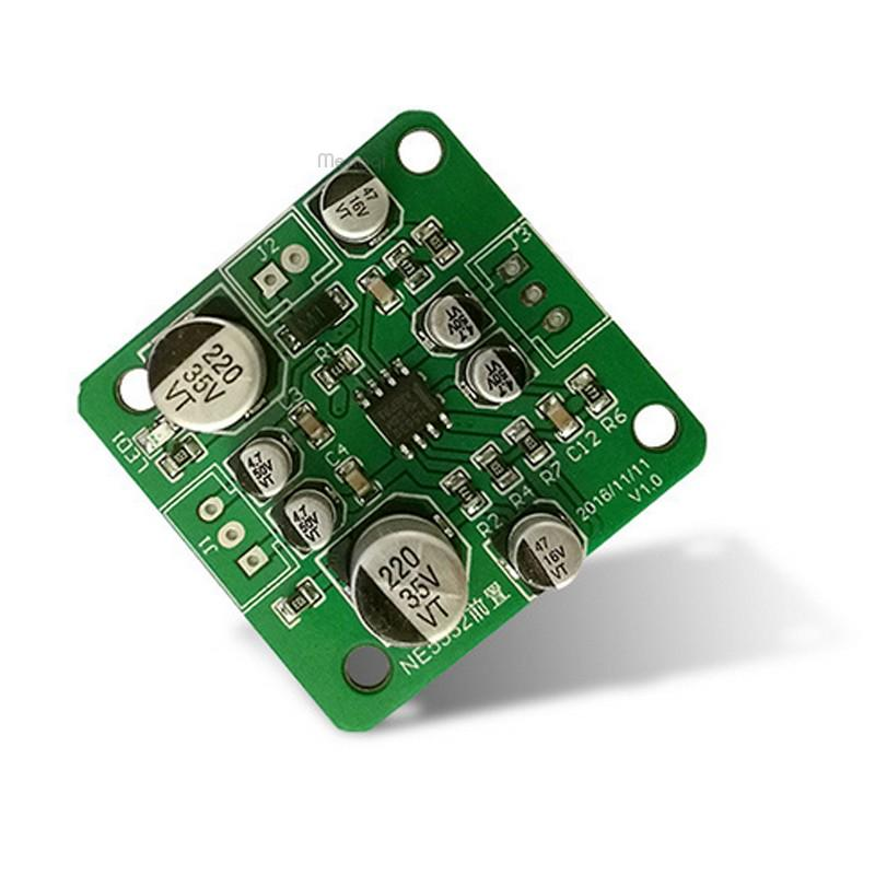 Manyi NE5532 Preamplifier Audio Amplifier Module PCB Sound Magnifier Board