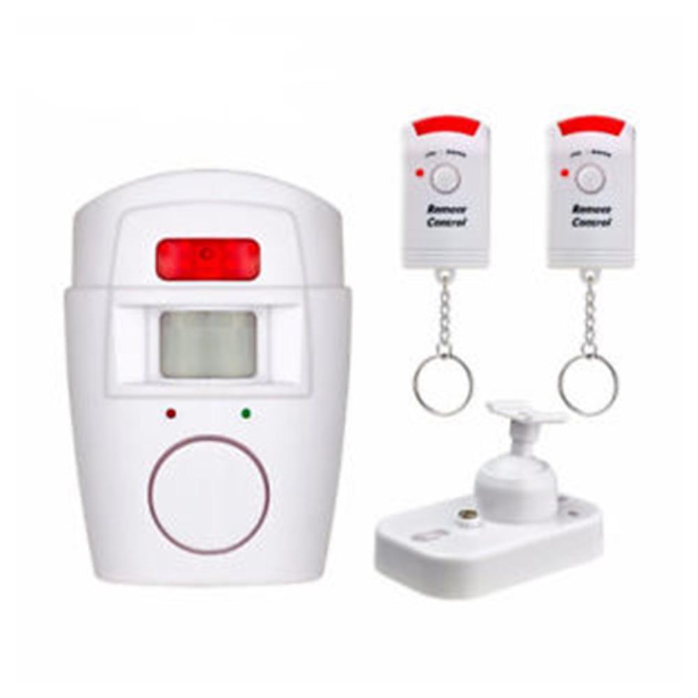 Motion Sensor Alarm Security Detector, Motion Detector Alarm Outdoor Wireless