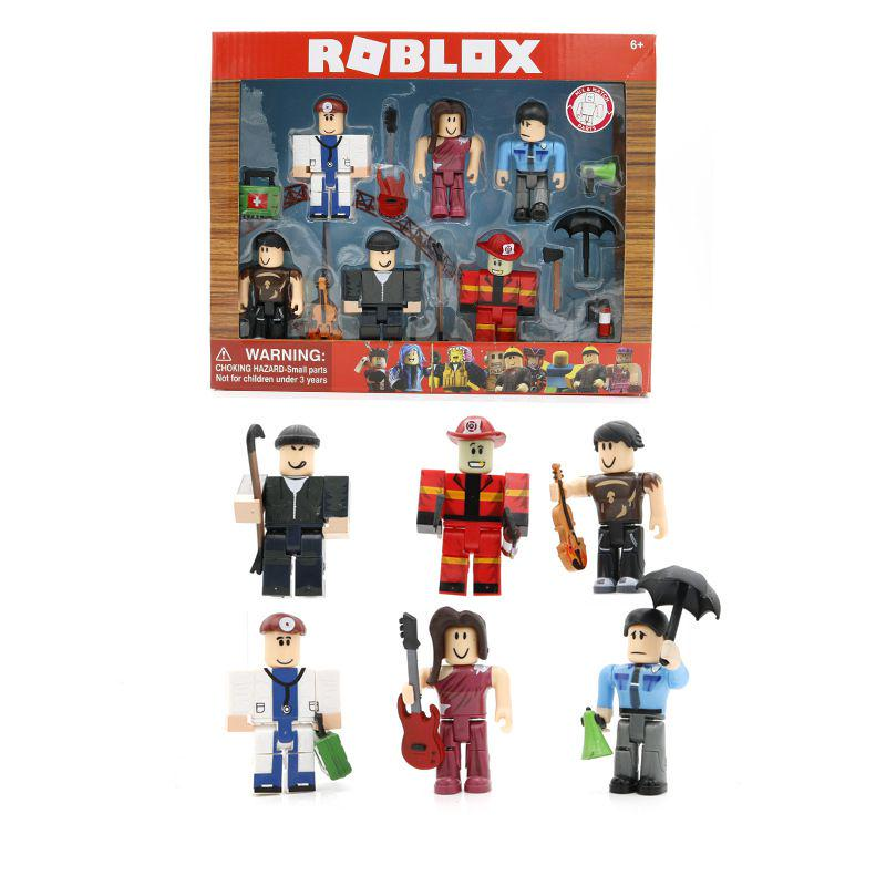 Roblox Online Building Toy New Roblox Game Figma Professional Citizen Mermaid Playset Action Figure Toy Buy At A Low Prices On Joom E Commerce Platform