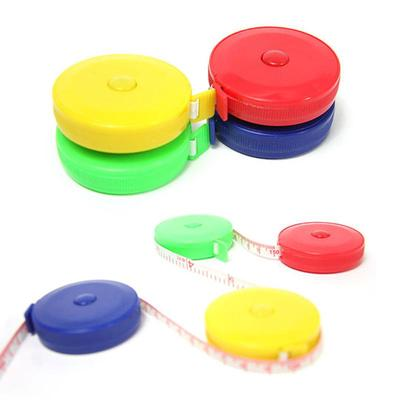 1.5m Portable Measuring Tape Clothing Ruler Tape Sewing Tailor Tool Retractable