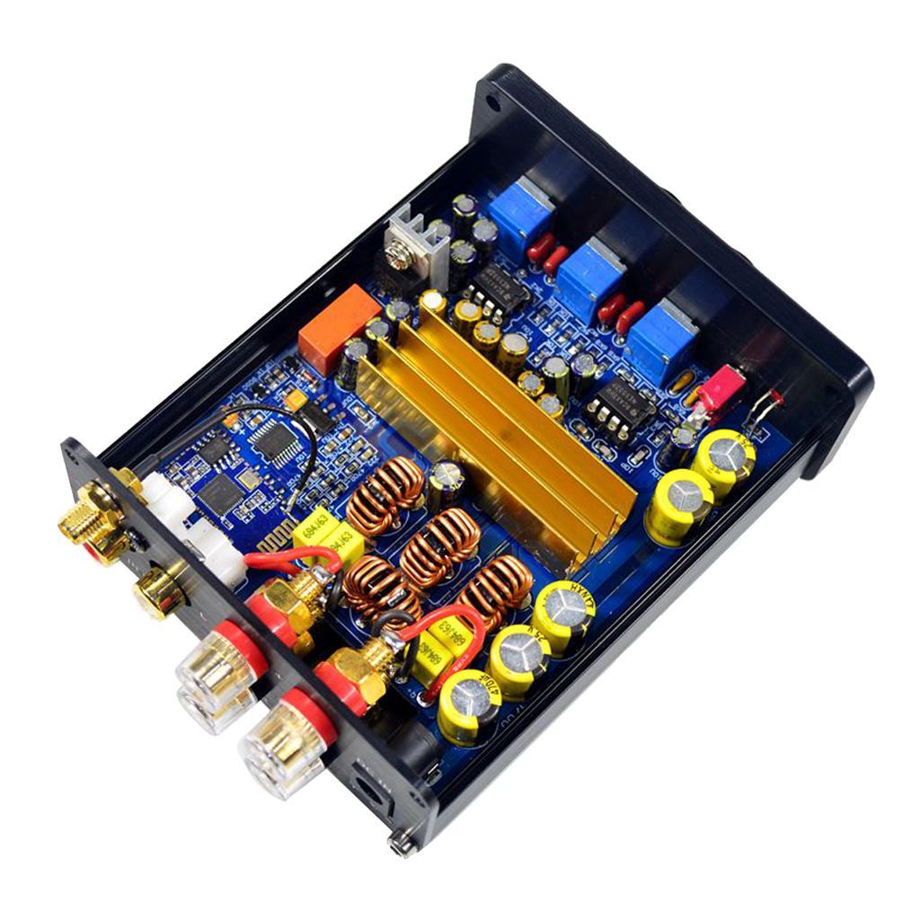 2X50W MINI TPA3116 2.0 Amplifier Board Class D DC18V-DC24V NEW