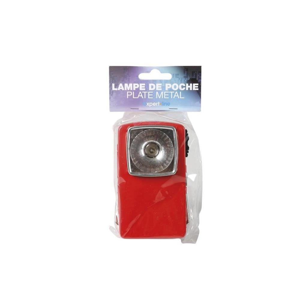 Expert Line Flat Torch 3 Led Red Metal Buy At A Low Prices On Joom E Commerce Platform