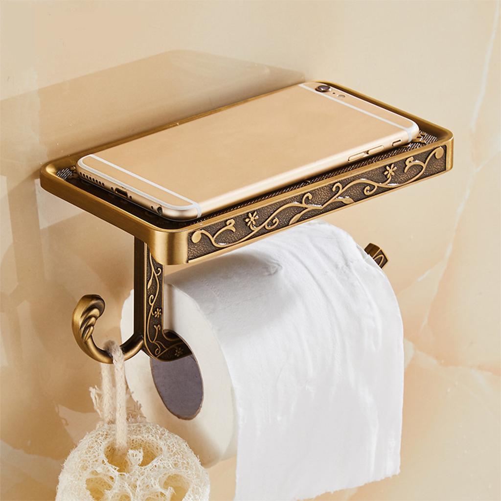 Toilet Tissue Paper Holder, Tissue Holder Bathroom