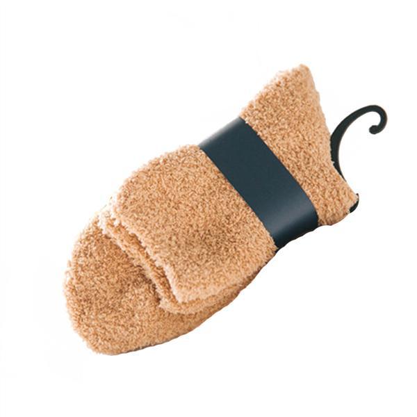 Loose Girl Autumn Women Cotton Voile Long Long Socks Socks Shiny Socks