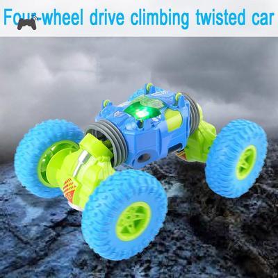 40622f6535f22e Stunt Car Stunt Vehicle Deformation Vehicle Premium Remote Control USB  Charging