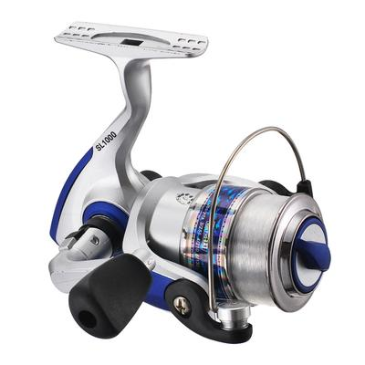 Zinc Alloy Freshwater Left//Right Handed 1000-6000Spinning Fishing Reel Saltwater