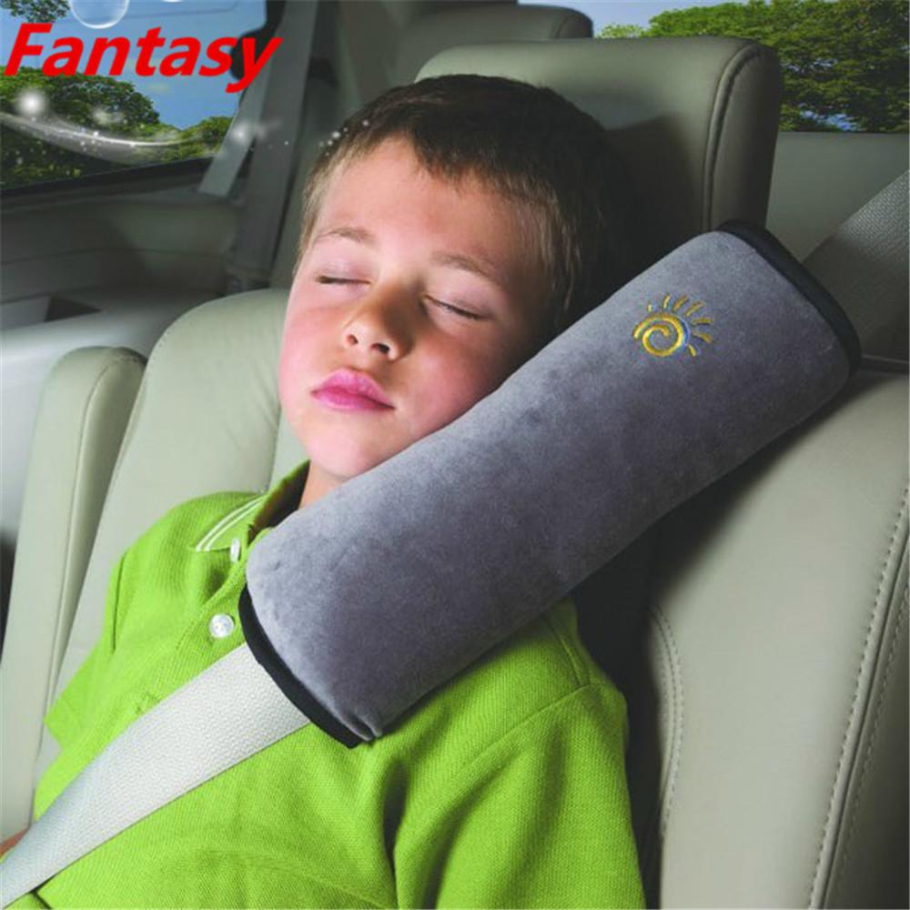 Timall Toddler Car Seat Head Support Neck Pillow Strap Toddler Car Seat Sleep Nap Aid Holder Belt Neck Protection Belt for Comfortable Safe Sleep