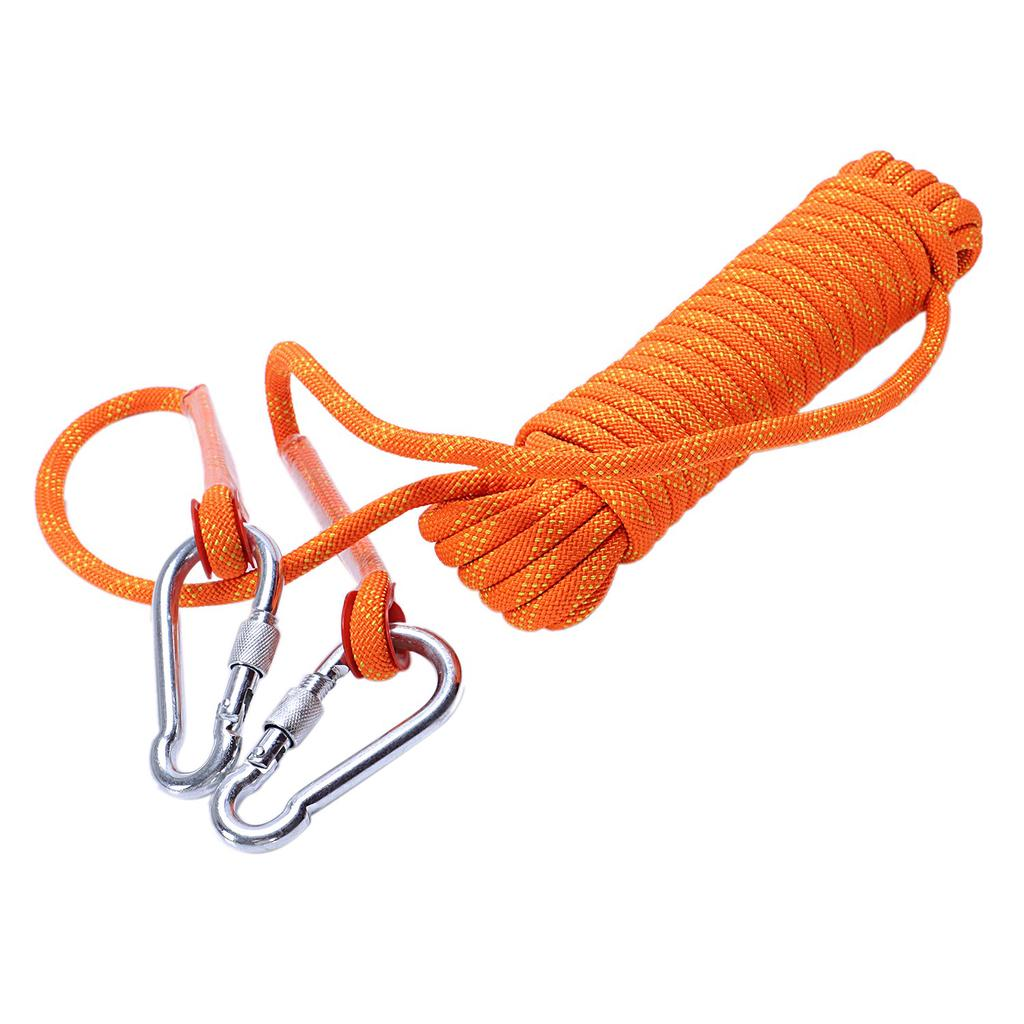 Climbing Rope Home Fire Emergency Escape Rope 10M Multifunctional Cord Rope