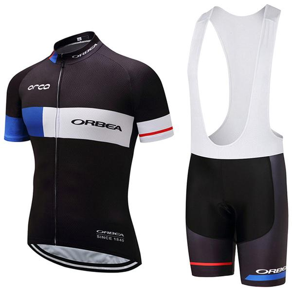 a45c449a3a6c Jerseys orbea team men cycling jersey set clothes maillot ropa ciclismo  men s apparel fietskleding