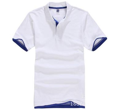Nuevos hombres Slim Fit POLO Shirts manga corta sólida Casual Tee Golf  tapas camiseta 2b9c28fd60afa