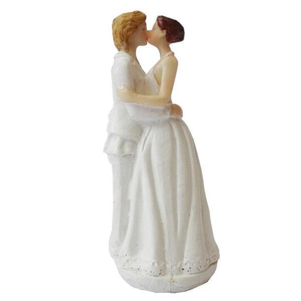 Romanische Schwul Lesbischen Figur Hochzeitstorte Topper Gunstig