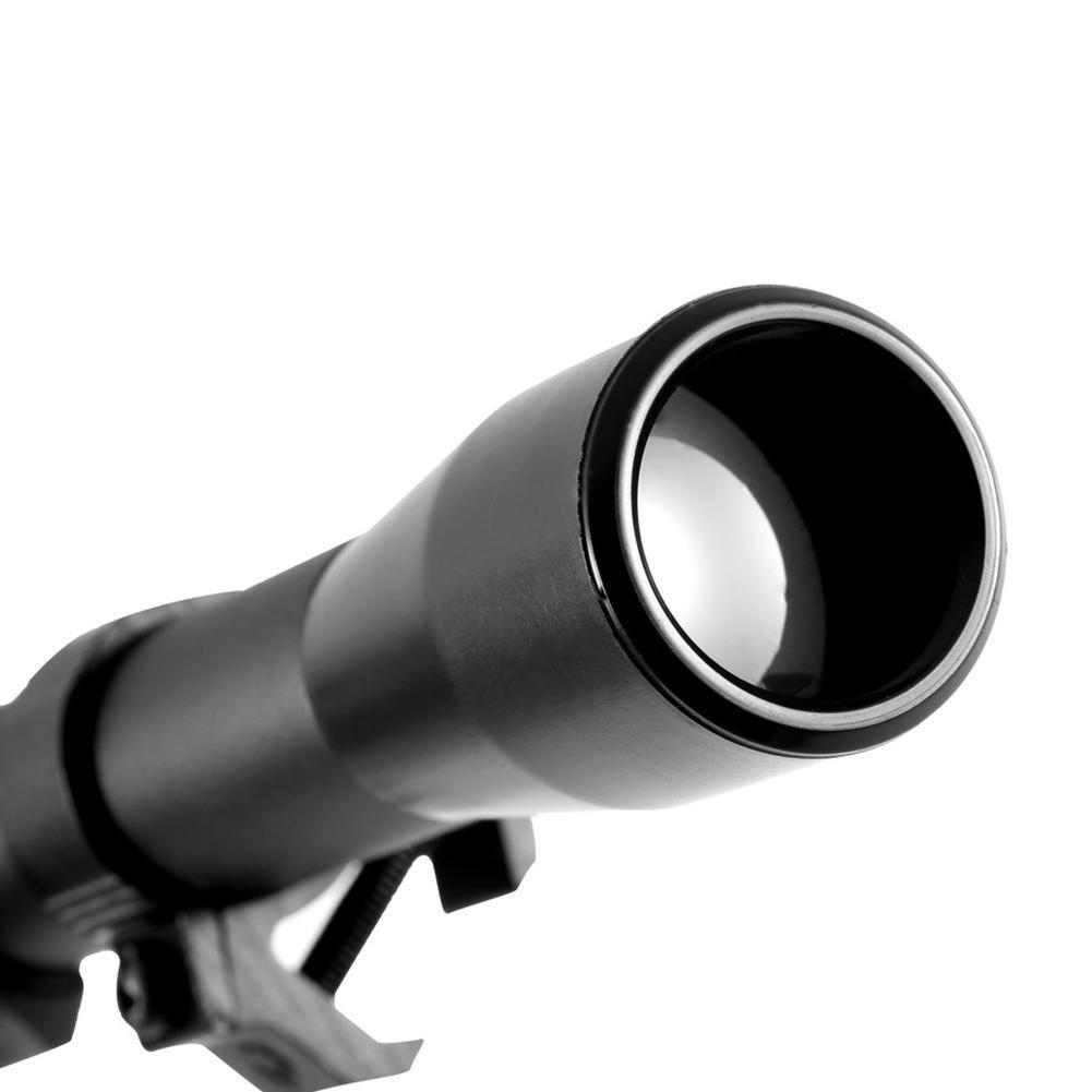 4 * 20mm Zielfernrohre und Reittiere Jagd Rahmen passt für 22 ...