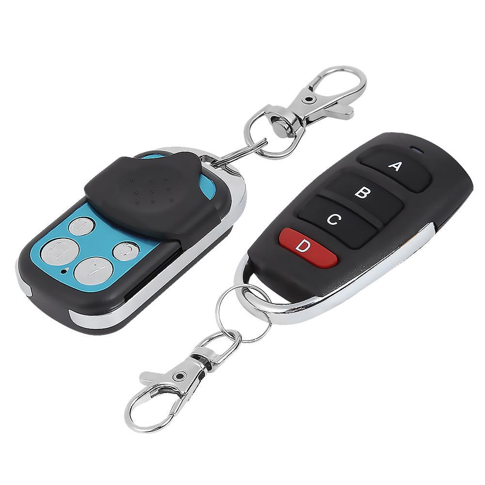12V Universal Gate Garage Door Remote Control For 433.92mhz Key Fob Home Tool !