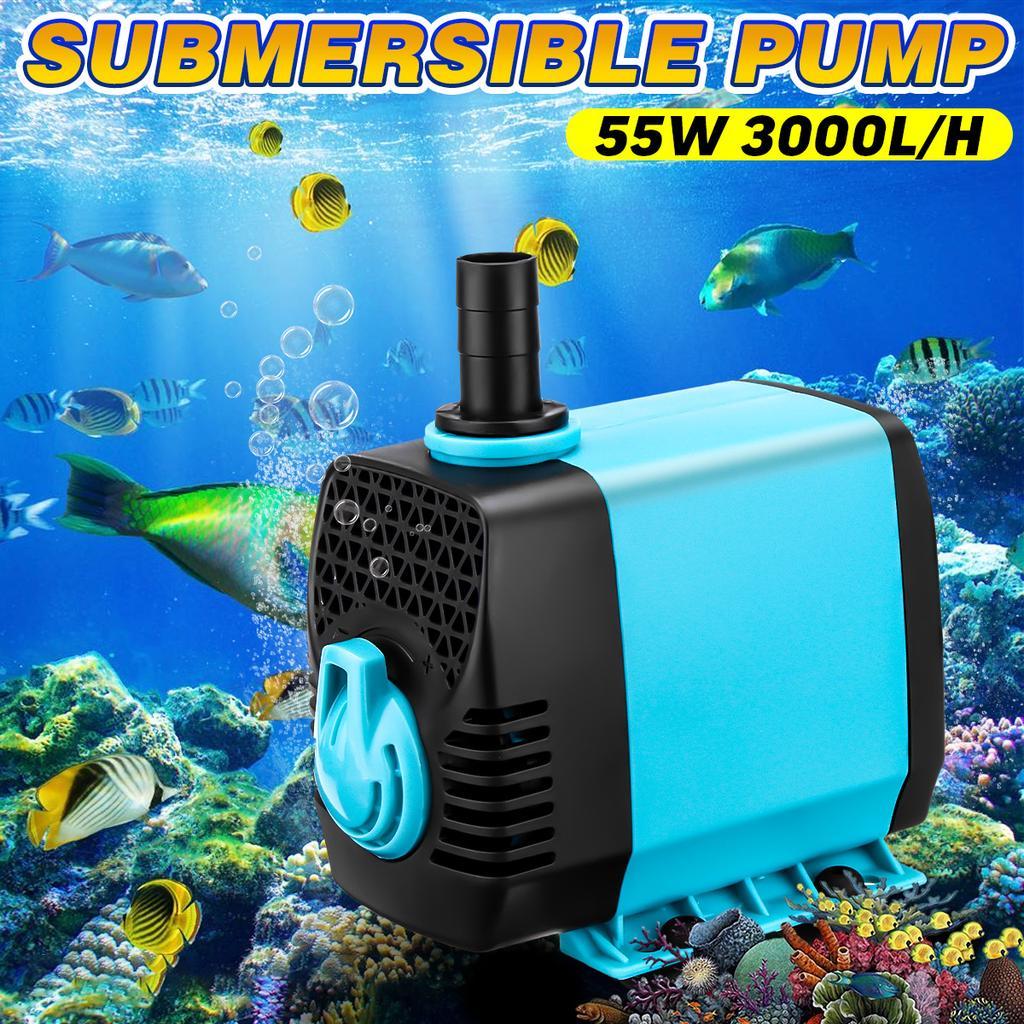 220-240V Submersible Water Pump Aquarium Fish Fountain Marine Tank Pond