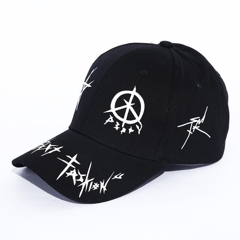 Gorro hip-hop béisbol Cap sombrero moda hombres y mujeres al aire ... aad07f502ef