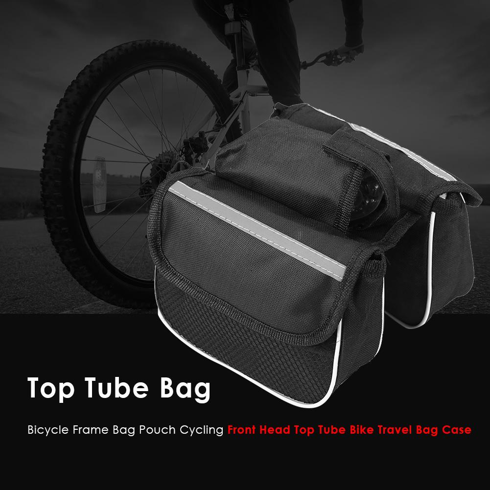 Bicycle Frame Bag Pouch Cycling Front Head Top Tube Bike Travel Bag Case Buy At A Low Prices On Joom E Commerce Platform