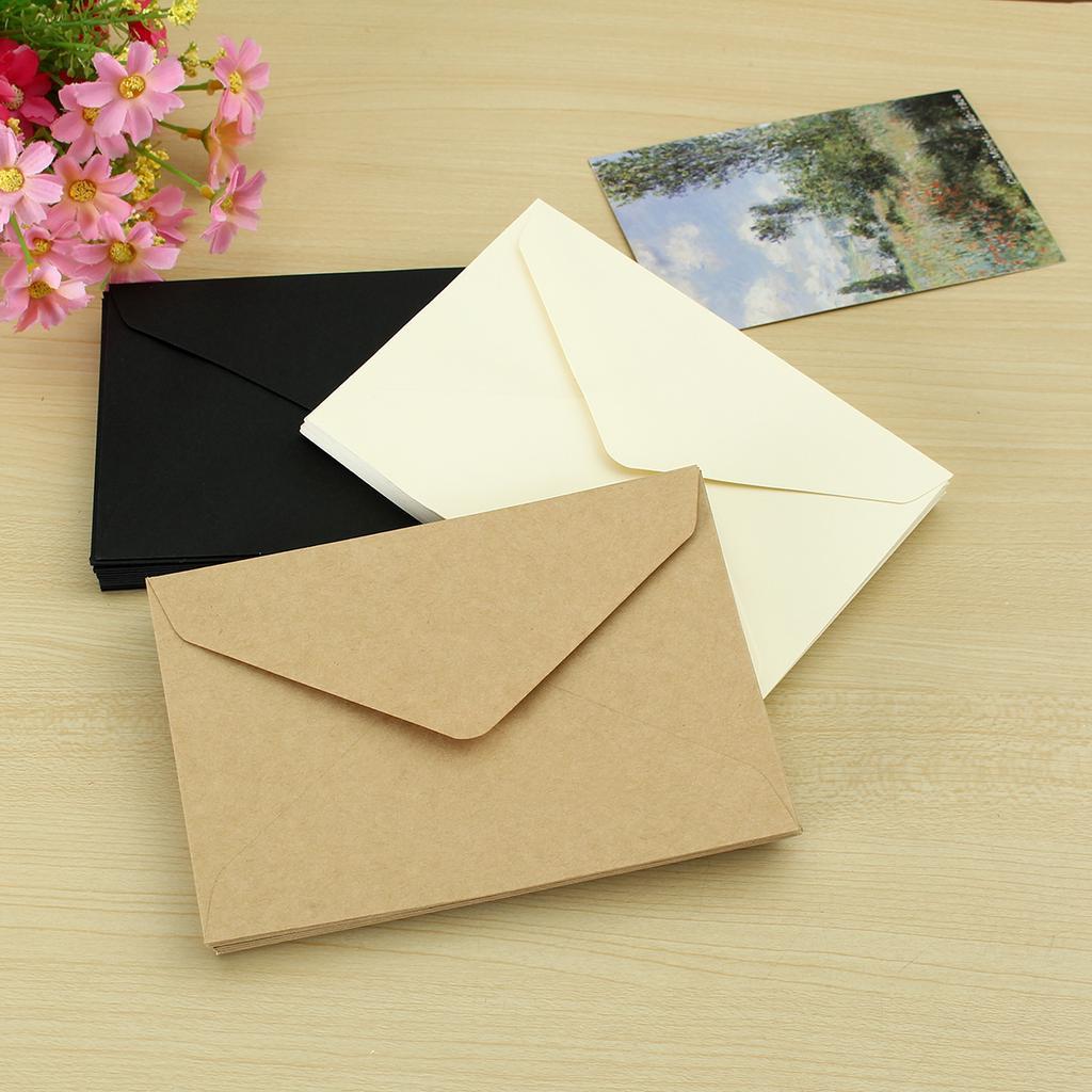 Rabbit Flower Card Envelope Greeting Cards Invitation Postcard SL