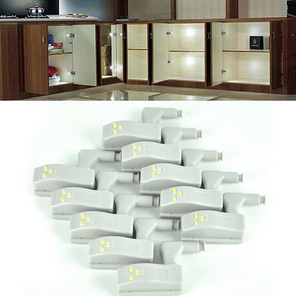 10pcs/Set-LED-Licht für Universal Schrank Schrank Scharnier Moden ...