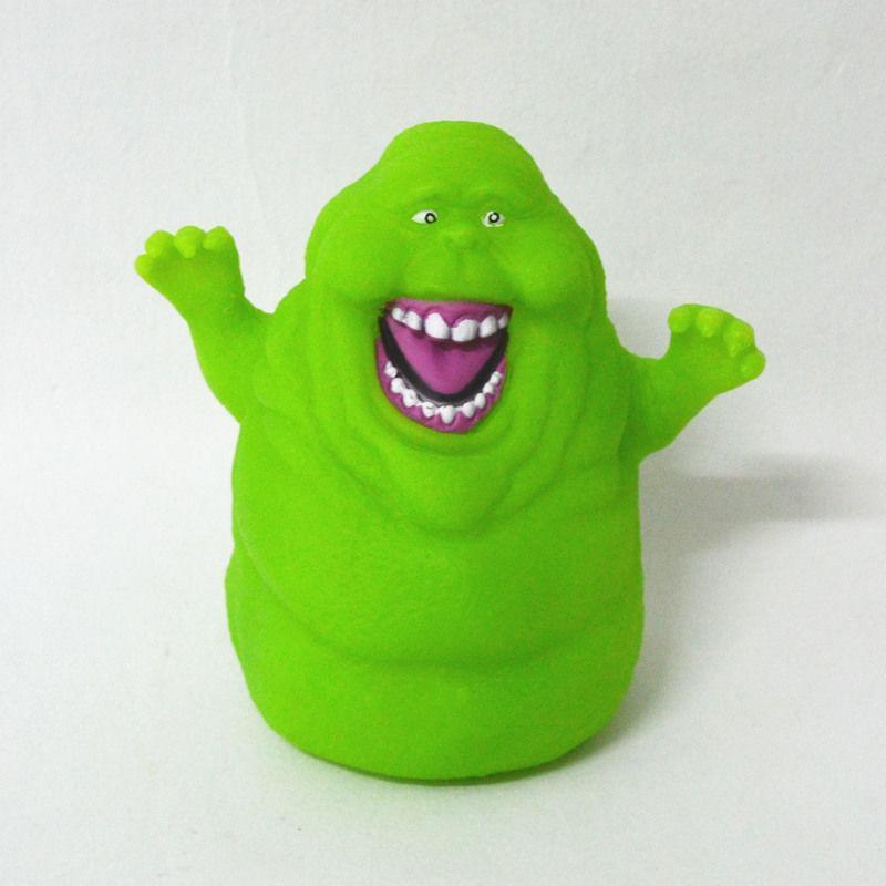 Ghostbusters Marshmallow Man Slimer Green Ghost Action Figure Toys Doll Kid Gift