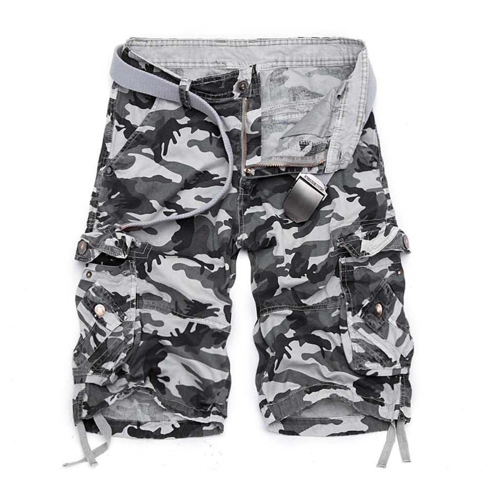 Calças Casuais Masculinas de Linho e Cor Pura Calças Longas Loose Para Verão e Primavera