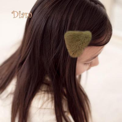Girls Metallic Star Heart Crown Hair Crocodile Clip Grip Slide Child Toddler