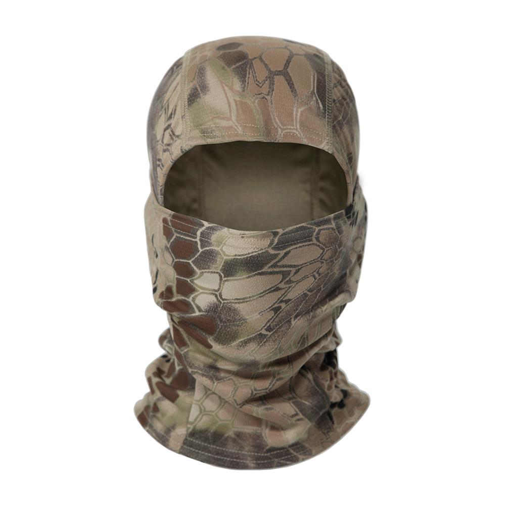 Tactical Camouflage Men Woman Balaclava Face Mask Army Military Winter Headwear