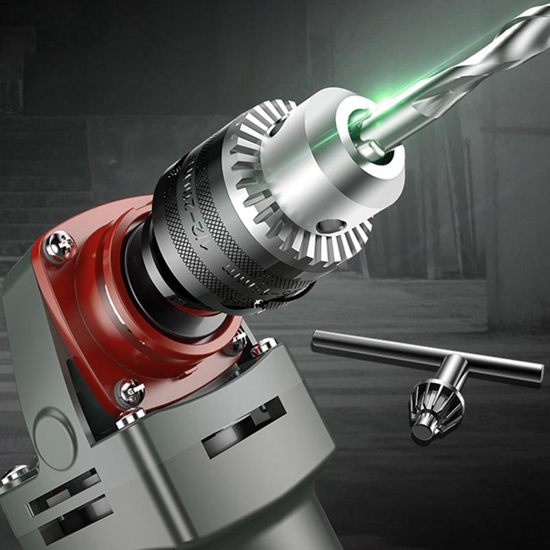 Angle Grinder Modified Electric Drill Chuck Conversion Joint Multi-function Tool