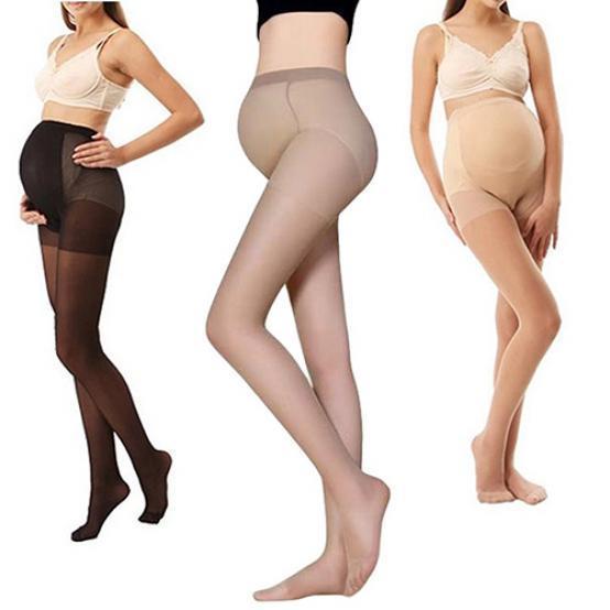 Tights Maternity Stockings Women Socks Pregnant Plus-size Casual High Elastic