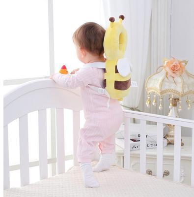 Baby Head Protection Pad Bébé Appuie-tête Oreiller Cou Mignon Nursing Drop ma