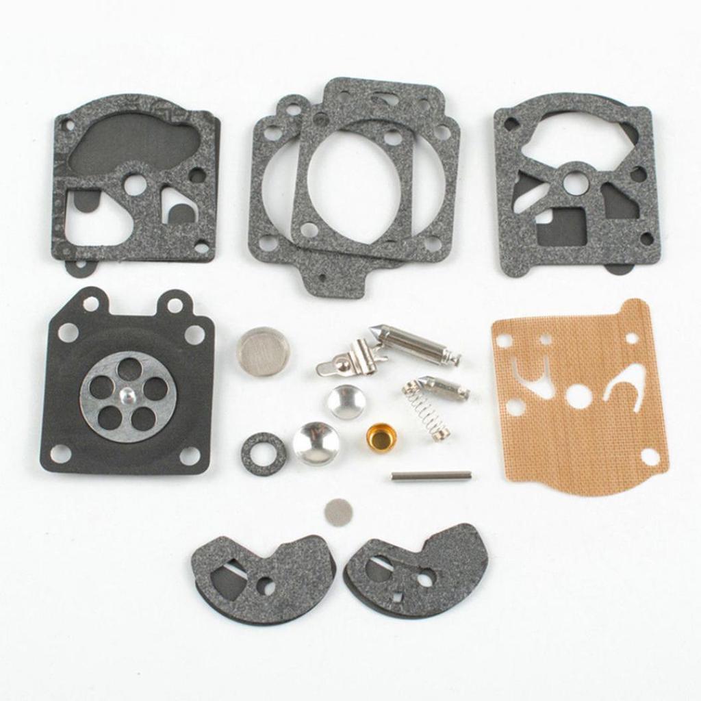 Carburetor Repair//Rebuild Kit Replaces Walbro K10-WY for Walbro WY carburetors Echo SRM2000 3000