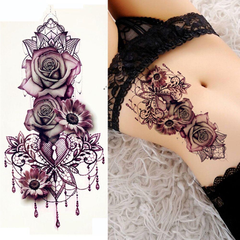 Временная татуировка для тела фото
