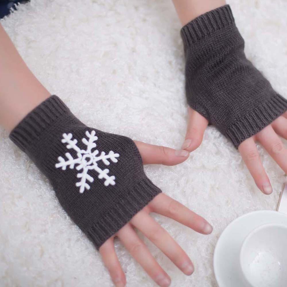 Guantes sin dedos guantes caliente brazo punto - comprar a precios ...