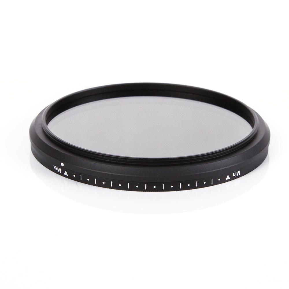 Fotga 72mm Slim Fader Nd Filter Adjustable Variable Neutral Density Nd2 To Nd400 For Canon Nikon 18 Kjøp Til Lave Priser I Nettbutikken Joom