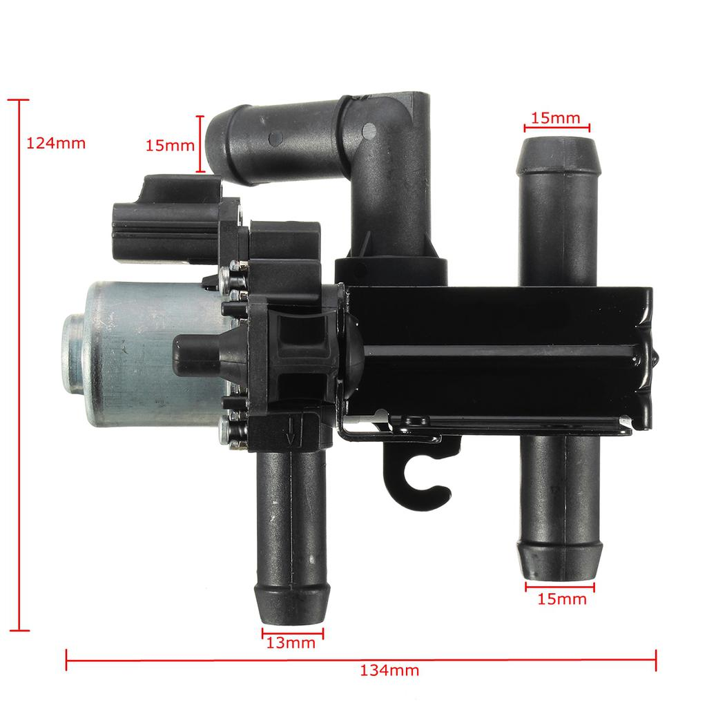 For 2000-2002 JAGUAR S-Type Set of 2 Heater Control Water Valves For XR8 22975