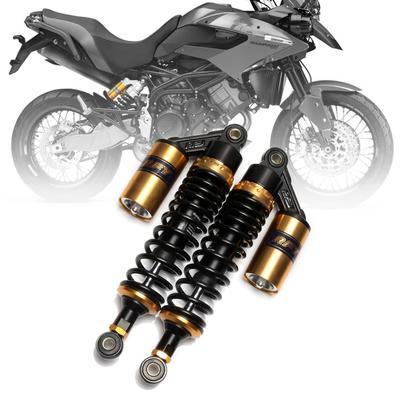 Cloud Rising Motorcycle Universal 320mm Rear Air Shocks Absorber for Honda Kawasaki Suzuki Yamaha Go Kart Scooters Sport Street Bike