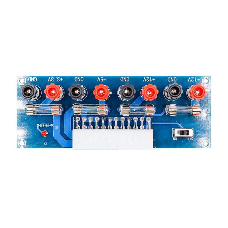 XH-M229 Desktop PC Power ATX Transfer Board Adapter Board Supply Power Module