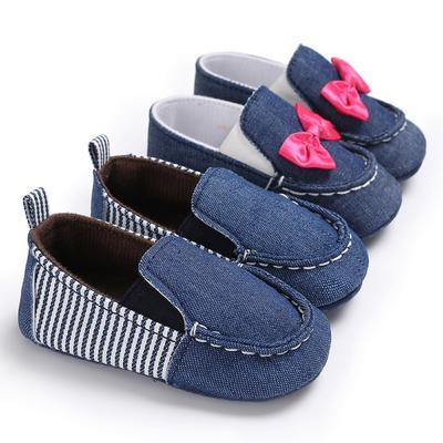 Baby Shoes Boy Newborn Crib Soft Sole