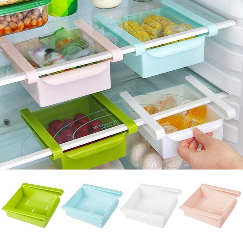 Поддоны для холодильника,которые сэкономят пространство фото