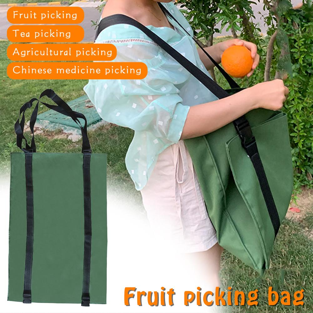 Picking Canvas Bag Fruit Picking Bag Horticulture Agricultural Fruit Picking