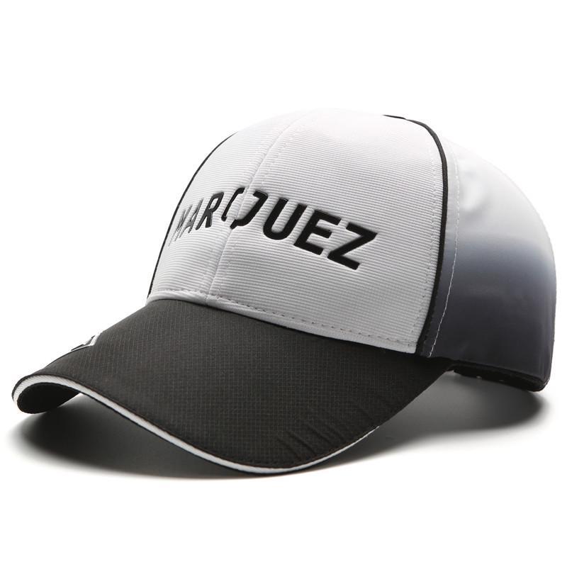 Baseball Cap Version of The Trend of Men Women Hat Retro Printing Applique Embroidery Cotton Visor Outdoor Wild Fashion