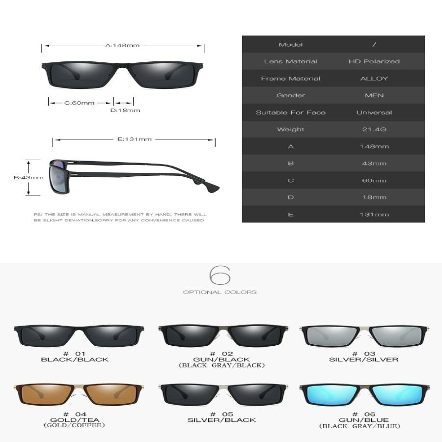 3bb0fe1e3e Gafas de sol de metal redondo Steampunk Anti UV Polaroid lente gafas de sol  hombres accesorios de automóvil -30 - comprar a precios bajos en la tienda  en ...