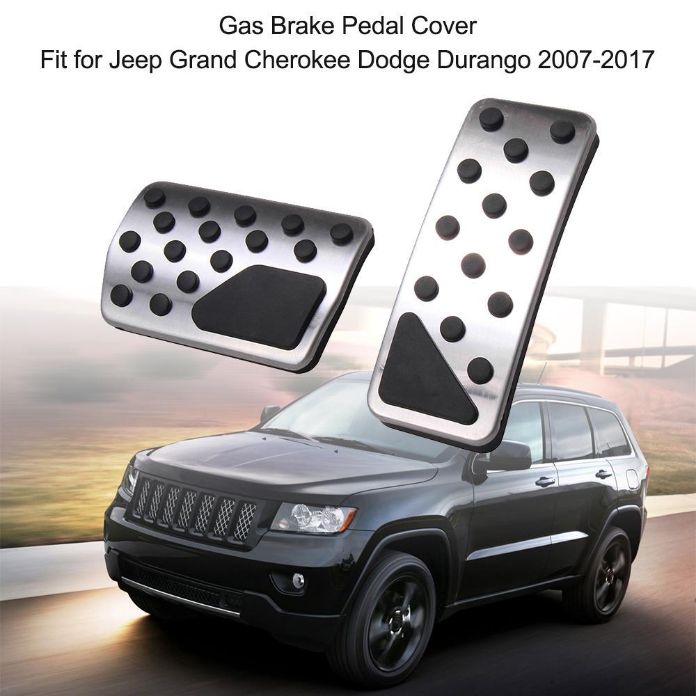 Black//Clear Fits 2011-2017 Durango//Grand Cherokee LED Third 3rd Brake Light Lamp