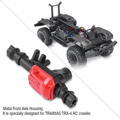 Alloy CNC Rear Axle C-Hub Portal drive housing For Traxxas TRX-4 1//10 RC Crawler